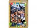 Набор для изготовления картин Клевер Я люблю зверят от 5 лет АБ 21-113