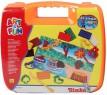 Набор для творчества Simba с твердым пластилином (в оранжевом чемоданчике) от 3 лет 6330639