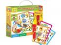 Настольная игра Vladi toys развивающая Мир Животных VT1600-01