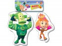 Мягкий пазл Vladi toys Baby puzzle. Фиксики Макси 15 элементов VT1108-01