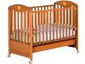Кроватка Foppapedretti Cuore di Mamma (коричневый)