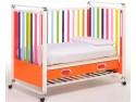 Кроватка Foppapedretti Fred Lettino (разноцветный)