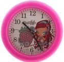 Часы настенные аналоговые Pop Pixie 41303 фуксия