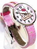 Часы наручные аналоговые Hello Kitty 41215 розовый