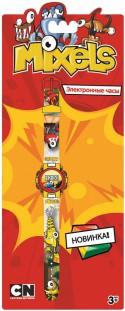 Часы наручные электронные Mixels MX34564 красный