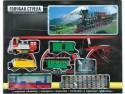 Железная дорога Голубая стрела Классик, адаптер 220V, контроль скорости, длина пути 354см Голубая стрела 87186