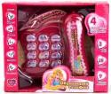Интерактивная игрушка Умка Обучающий телефон от 1 года розовый B664006-R