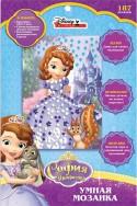 Мозайка мягкая Disney София прекрасная 187 элементов 29644