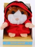 Интерактивная игрушка Fluffy Family Хома диджей-повторяшка от 3 лет коричневый 681016