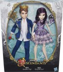 Игровой набор Hasbro Disney Descendants Ben и Mal 29 см B3128