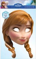 Маска Disney Frozen Анна универсальный размер от 3 лет 36644