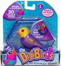 Интерактивная игрушка Silverlit DigiBirds фиолетовая грудка Птичка с кольцом от 3 лет 88286