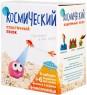 Космический песок Классический 1кг (песочница+формочки) 59098 + книга с играми