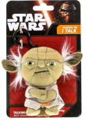 Игрушка Star Wars брелок Йода, блистер от 3 лет SW00248