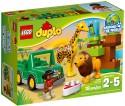 Конструктор Lego Duplo Вокруг света: Африка 18 элементов 10802