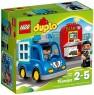 Конструктор Lego Duplo Полицейский патруль 15 элементов 10809