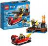 Конструктор Lego City Набор для начинающих: Пожарная охрана 90 элементов 60106