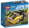 Конструктор Lego City Гоночный автомобиль 104 элемента 60113