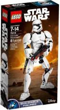 Конструктор Lego Star Wars Штурмовик Первого Ордена 81 элемент 75114