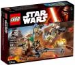 Конструктор Lego Star Wars Боевой набор Повстанцев 101 элемент 75133
