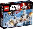Конструктор Lego Star Wars Нападение на Хот 233 элемента 75138