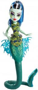 Кукла Monster High Большой кошмарный риф Frankie Stain 25 см DHB55