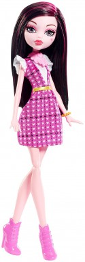 Кукла Monster High Главные герои DracuLaura 25 см DKY18