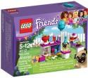 Конструктор Lego Подружки День рождения: Тортики 50 элементов 41112