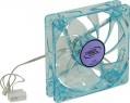 Вентилятор Deepcool XFAN 120U G/B 120x120x25 3pin 26dB 1300rpm 120g синий LED
