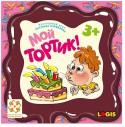 Настольная игра Стиль Жизни семейная Мой тортик 32092