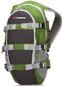 Рюкзак с анатомической спинкой Caribee STRATOS XL 18 л зеленый 61012