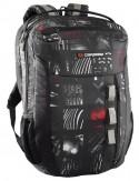 Рюкзак с анатомической спинкой Caribee Exec 22 л принт 66761