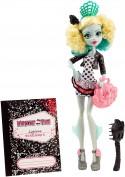 Кукла Monster High Школьный обмен Lagoona Blue 26 см CFD17/CDC37