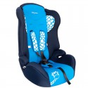 Автокресло Baby Care BC-513 Люкс Жирафик (синий)