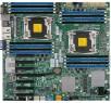 Мат. плата для ПК Supermicro MBD-X10DRH-CT-O 2 х Socket 2011-3 C612 16xDDR4 1xPCI-E 16x 6xPCI-E 8x 10xSATAIII EATX