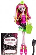 Кукла Monster High Школьный обмен Marisol Coxi 26 см CFD17/CDC38