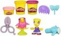 Набор для творчества Play-Doh Город PD Житель и питомец Hairdresser и попугай от 3 лет B5973