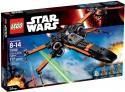 Конструктор Lego Star Wars Истребитель По 717 элементов 75102