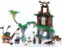 Конструктор Lego Ninjago: Остров тигриных вдов 450 элементов 70604