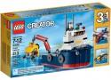 Конструктор Lego Creator: Морская экспедиция 213 элементов 31045