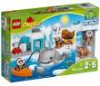 Конструктор Lego Duplo: Вокруг света - Арктика 40 элементов 10803