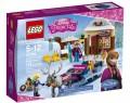 Конструктор Lego Disney Princesses: Анна и Кристоф прогулка на санях 174 элемента 41066
