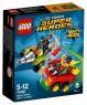 Конструктор Lego Супер Герои Робин против Бэйна 77 элементов 76062