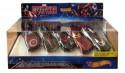 Игровой набор Mattel Машинки персонажей комиксов Marvel Hot Wheels 5 предметов DJT61