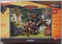Пазл Step Puzzle Как приручить дракона 2: Викинги под крылом Дракона 120 элементов 75126