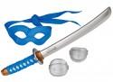 Игровой набор TMNT Боевое снаряжение Черепашки Ниндзя Леонардо 4 предмета 92901