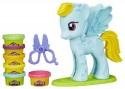 Набор для творчества Hasbro Play-Doh Стильный салон Рэйнбоу Дэш от 3 лет 103