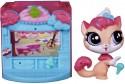 Игровой набор Hasbro Littlest Pet Shop Кошечка B0092
