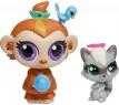 Игровой набор Hasbro Littlest Pet Shop Зверюшка и ее малыш в ассортименте