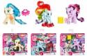Игровой набор Hasbro My Little Pony Пони с артикуляцией 3 предмета в ассортименте